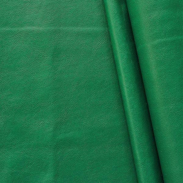 Nappaleder Imitat Dunkel-Grün