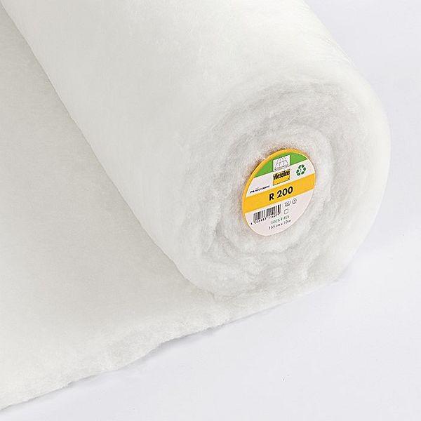Volumenvlies Typ R 200 zum Einnähen Weiss