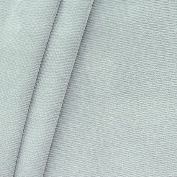 Polster- Möbelstoff Artikel New York Samt-Optik Farbe Hell-Grau