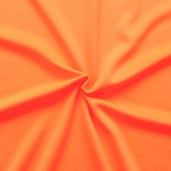 "Bi-Stretch Slinky Radler Jersey ""Olympic"" Farbe Neon-Orange"