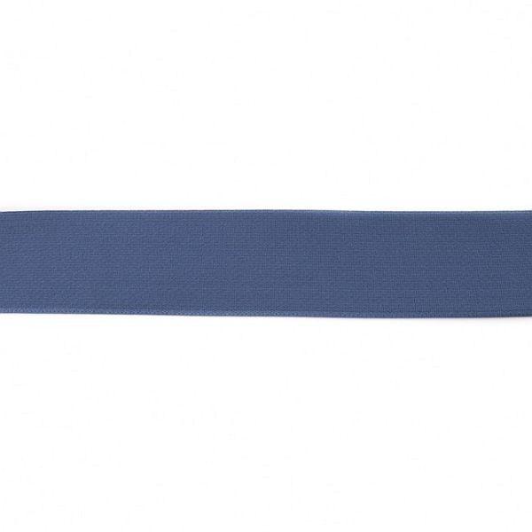 Elastikband Jeans-Blau