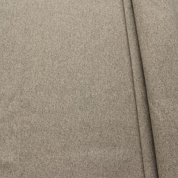 Polsterstoff Möbelstoff Filzoptik Taupe