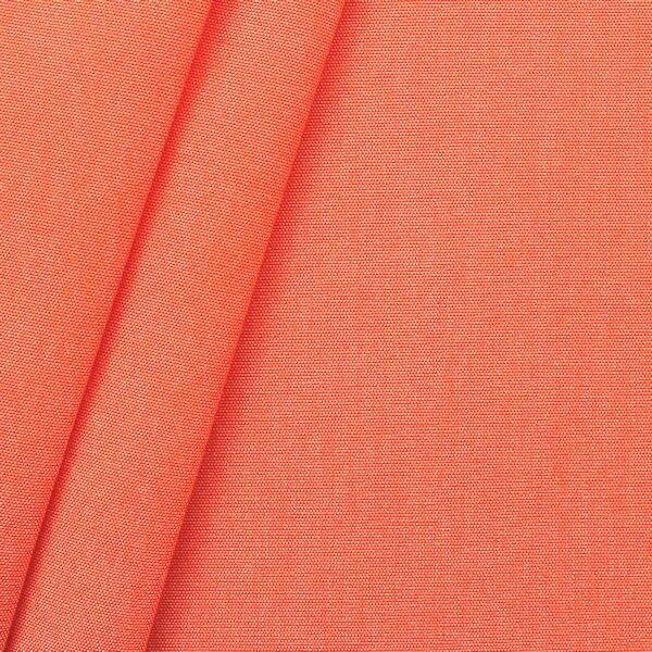 Markisen Outdoorstoff Breite 160cm Farbe Orange melange