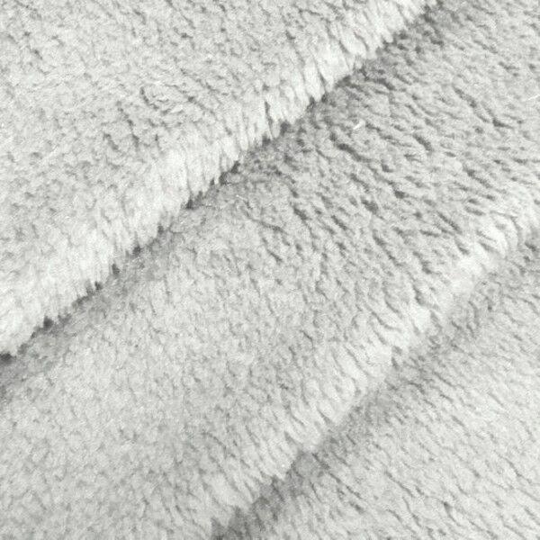 Wellness Fleece Farbe Hell-Grau