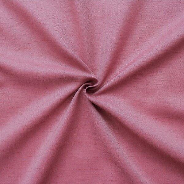 Voile Dekostoff Breite 330cm Pastell-Rot Violett