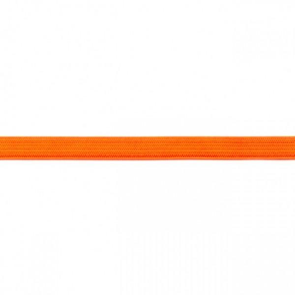 2m Elastikband Breite 10mm Farbe Orange