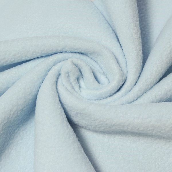 Polar Fleece Hell-Blau