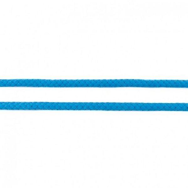 Baumwollkordel 8mm  Himmel-Blau