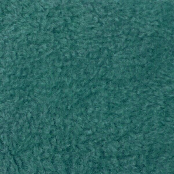 Polar Fleece antipilling Farbe Petrol