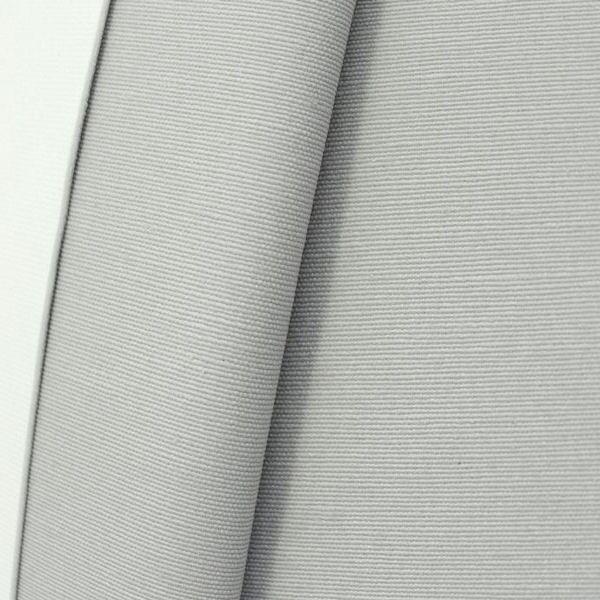 Tischschoner Tischpolster kaschiert Foam Hell-Grau