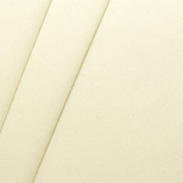 100% Baumwolle Segeltuch wasserabweisend Artikel Xanthos Ecru / Naturfarben