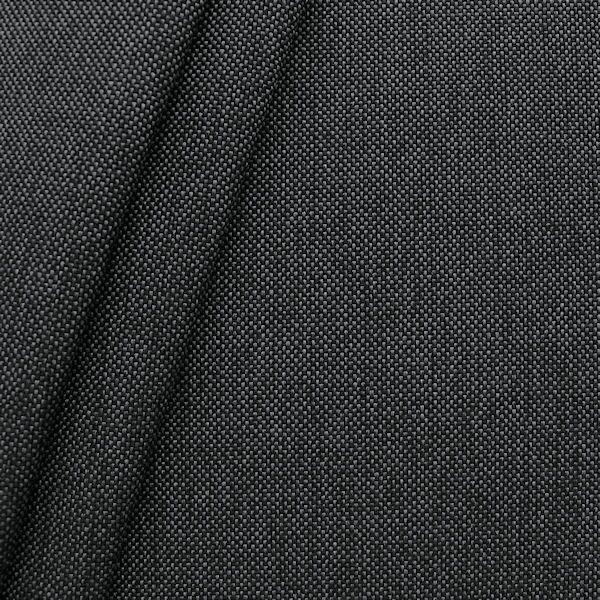 Polster- Möbelstoff Artikel Muna Dunkel-Grau meliert