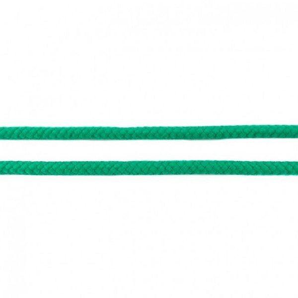 Baumwollkordel 8mm  Gras-Grün