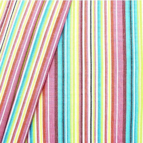 "Modestoff / Dekostoff ""Summer Style"" Multicolor"