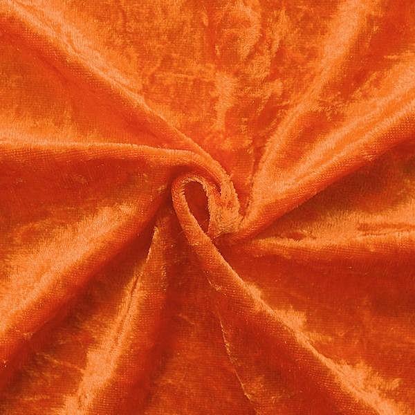 Pannesamt Orange
