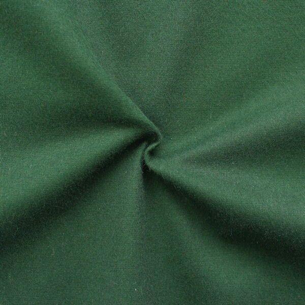 100% Baumwolle Molton universal Breite 150cm Dunkel-Grün
