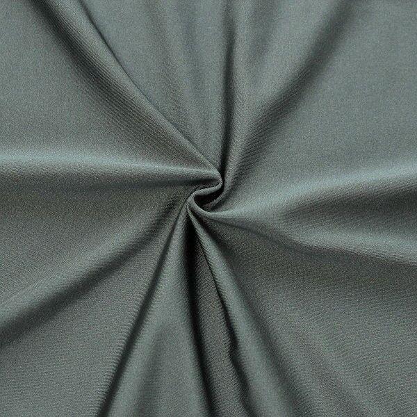 Bi-Stretch Slinky Radler Jersey Eisen-Grau