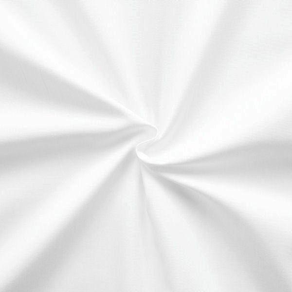 """100% Baumwolle Popeline """"Fashion Standard 2"""" Farbe Creme-Weiss"""