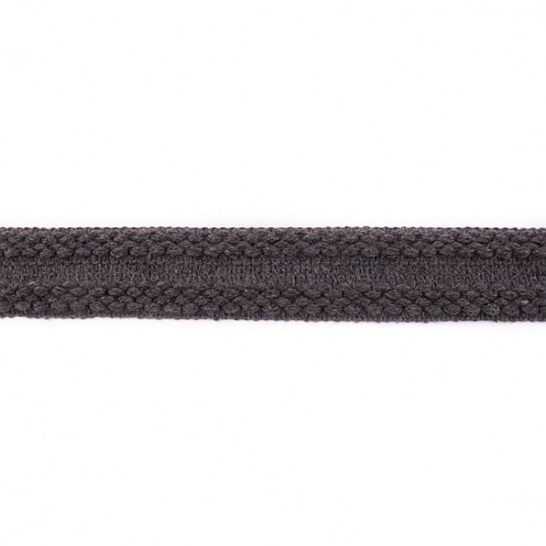 Falztresse 33mm Farbe Dunkel-Grau