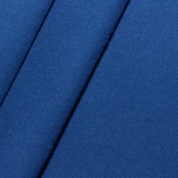 Bühnen Molton B1 schwer entflammbar Breite 300cm Adria-Blau