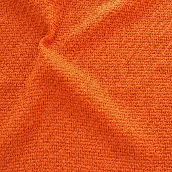 Bouclé  Wollmix Orange