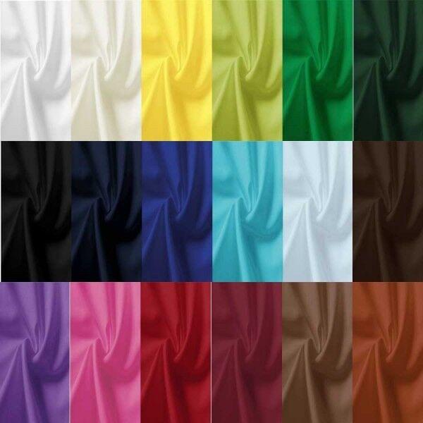 Musterkarte DIN A4 - 100% Baumwolle Fahnentuch