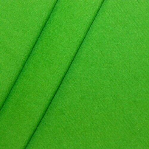 Bühnen Molton B1 schwer entflammbar Breite 300cm Green-Box