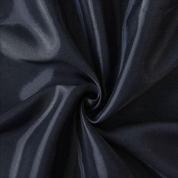 Stretch Futter Taft Farbe Dunkel-Blau