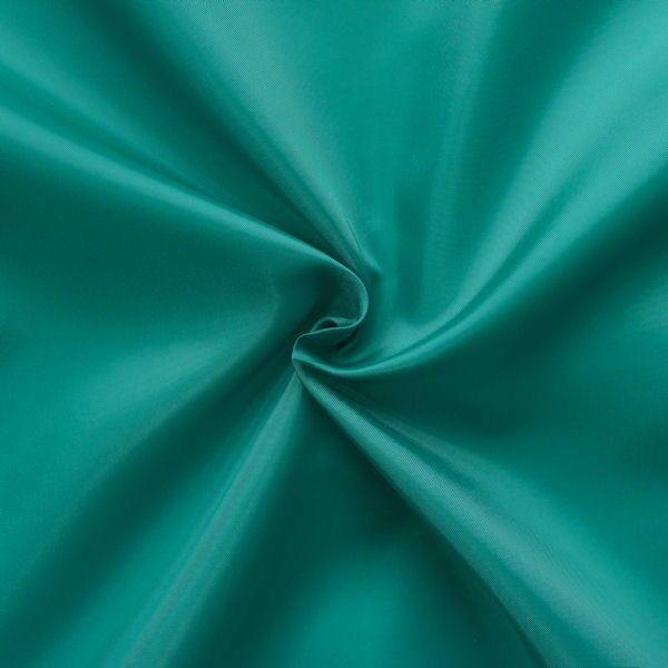 4,50 Meter Polyester Taft Futterstoff Farbe Petrol