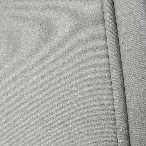 Polsterstoff Möbelstoff Filzoptik Hell-Grau