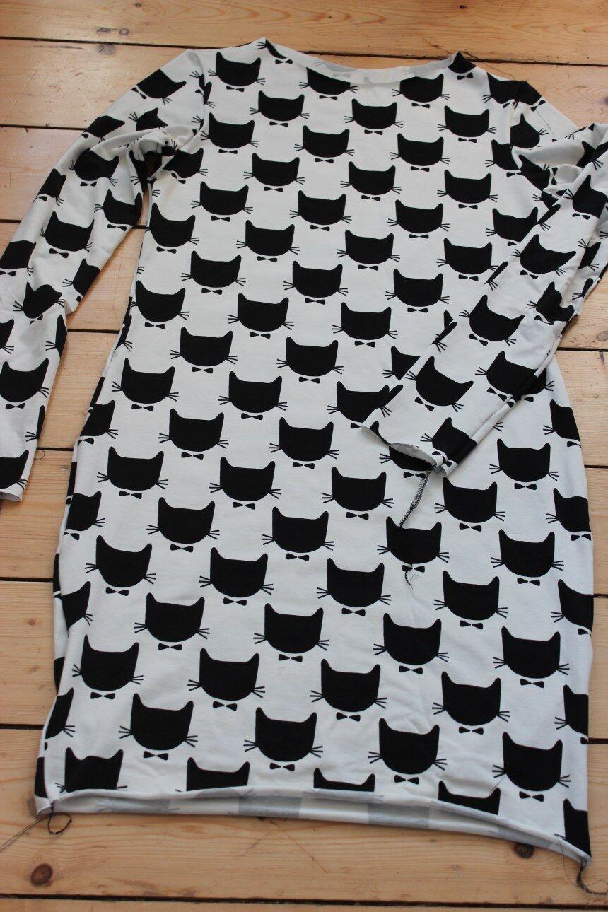 Ein Kleid selber nähen | Stoffkontor.eu