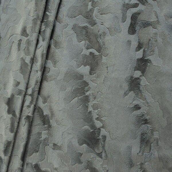 Kuhfellimitat in Grau