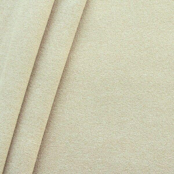 Polster-/ Möbelstoff Artikel Durban Schurwoll-Optik Farbe Hell-Beige