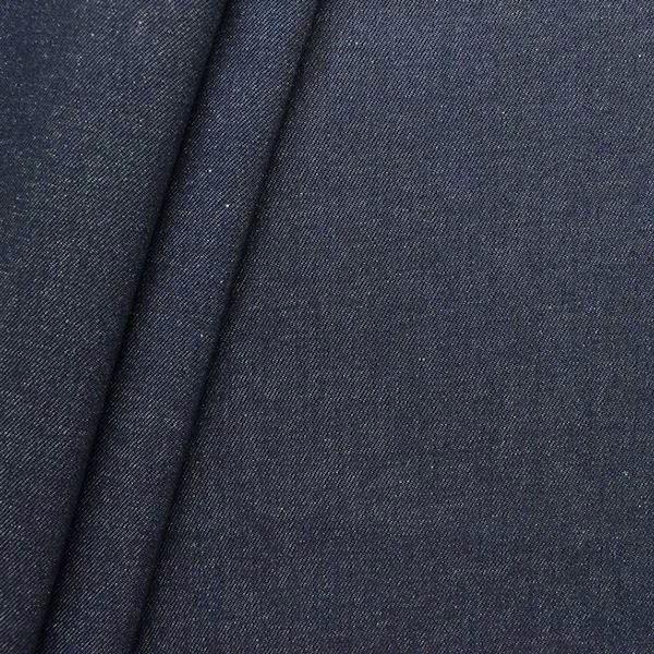 100 baumwolle denim jeans stoff schwere qualit t farbe indigo blau jeans stoffe. Black Bedroom Furniture Sets. Home Design Ideas