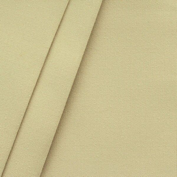 Outdoorstoff / Zeltstoff Canvas Optik Artikel Sunrise Farbe Beige