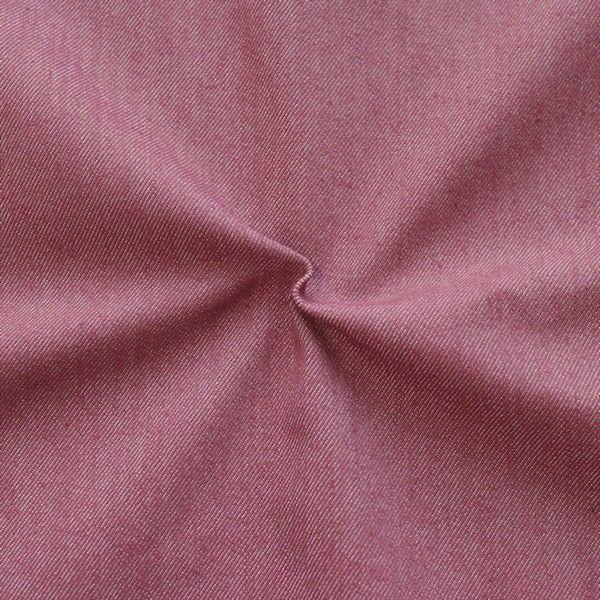 Stretch Denim Jeans Stoff Bordeaux-Violett