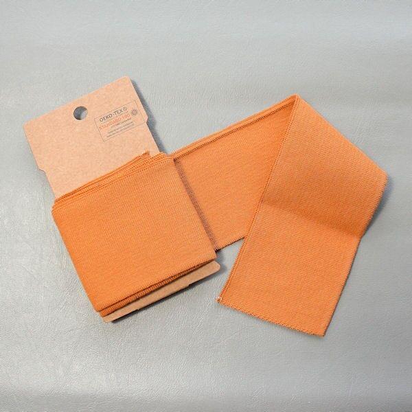 Board Cuff Bündchen Orange