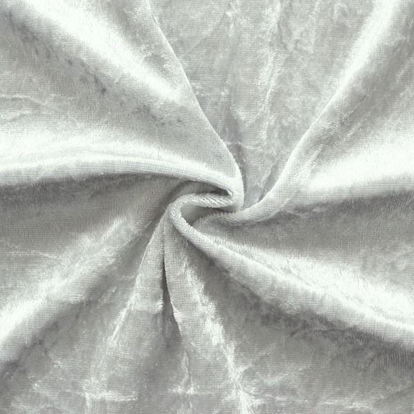 Pannesamt Silber