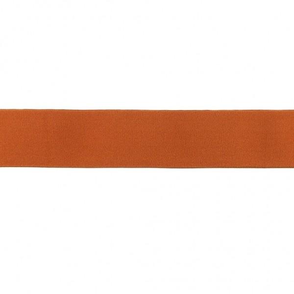 Elastikband 40mm Rost-Rot