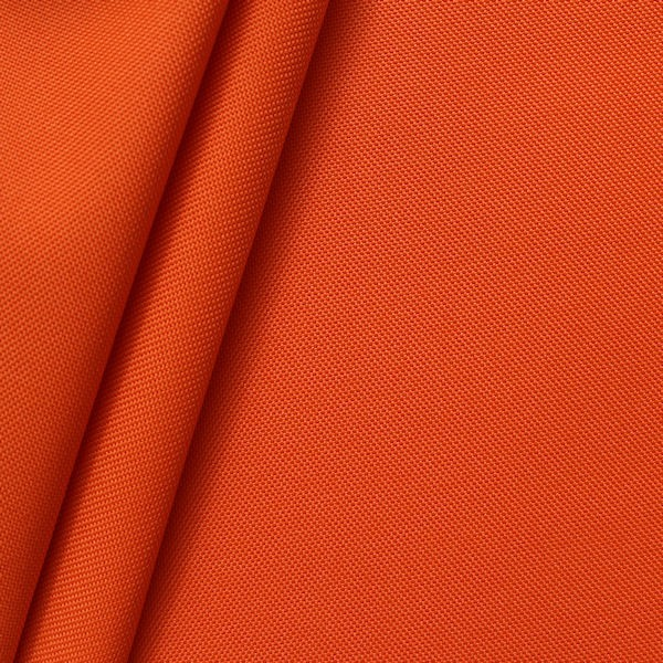Oxford Polyester Gewebe 600D Farbe Orange