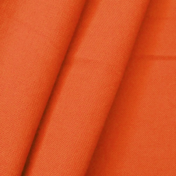 Baumwolle Canvas Rot-Orange