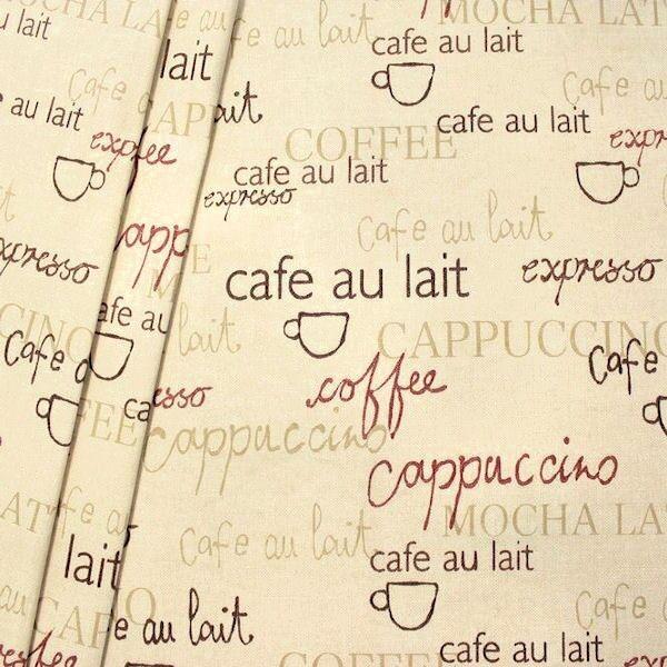 Dekostoff Halbpanama Cappuccino Beige