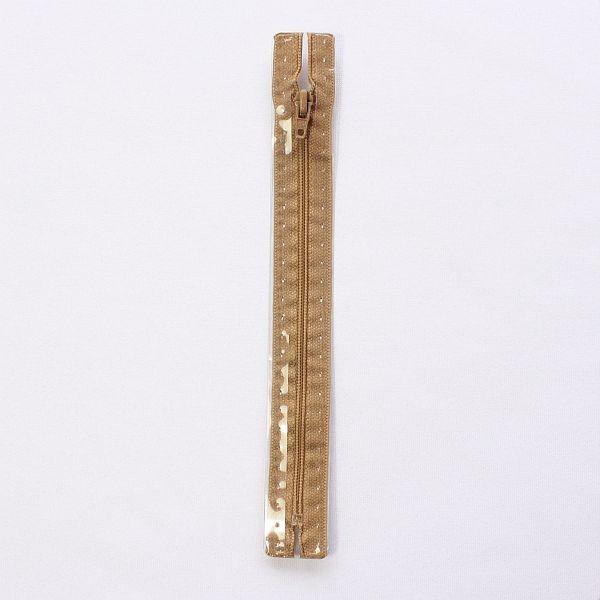 Reißverschluss S1 Typ 18 cm Senf