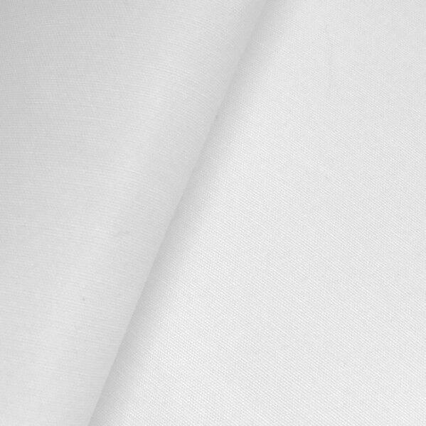Deko Beamer Leinwandgewebe B1 schwer entflammbar Breite 320cm Farbe Weiss