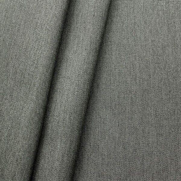 In- / Outdoorstoff PU beschichtet Artikel Lisos 2 Farbe Graphit-Grau meliert