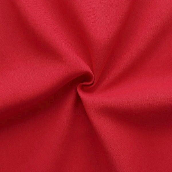 Dekostoff universal B1 schwer entflammbar Farbe Rot