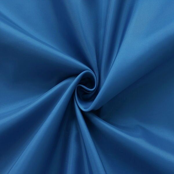 Polyester Taft Futterstoff Farbe Royal-Blau