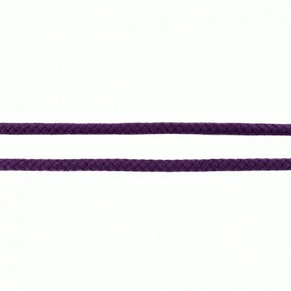 Baumwollkordel 8mm  Lila