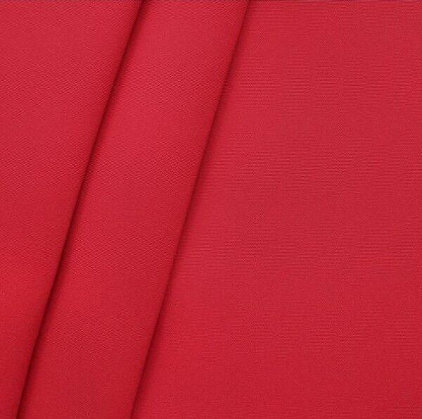 Markisenstoff Tuch Breite 120cm Rot