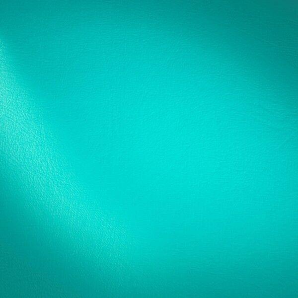 Polster PVC Kunstleder Farbe Türkis